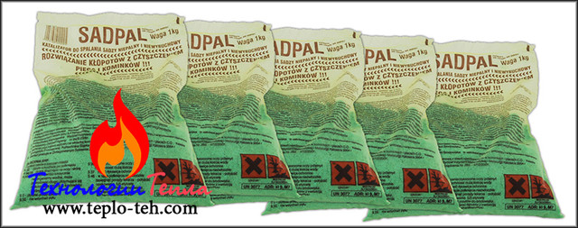 Упаковки SADPAL