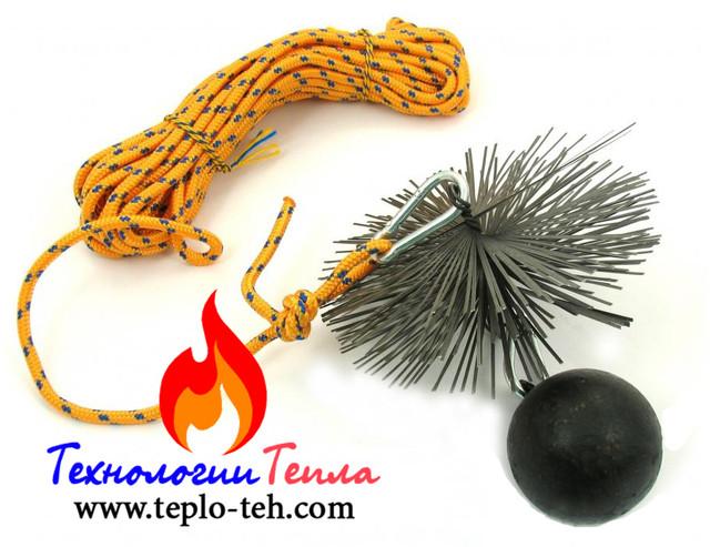 шнур для дымохода с грузком